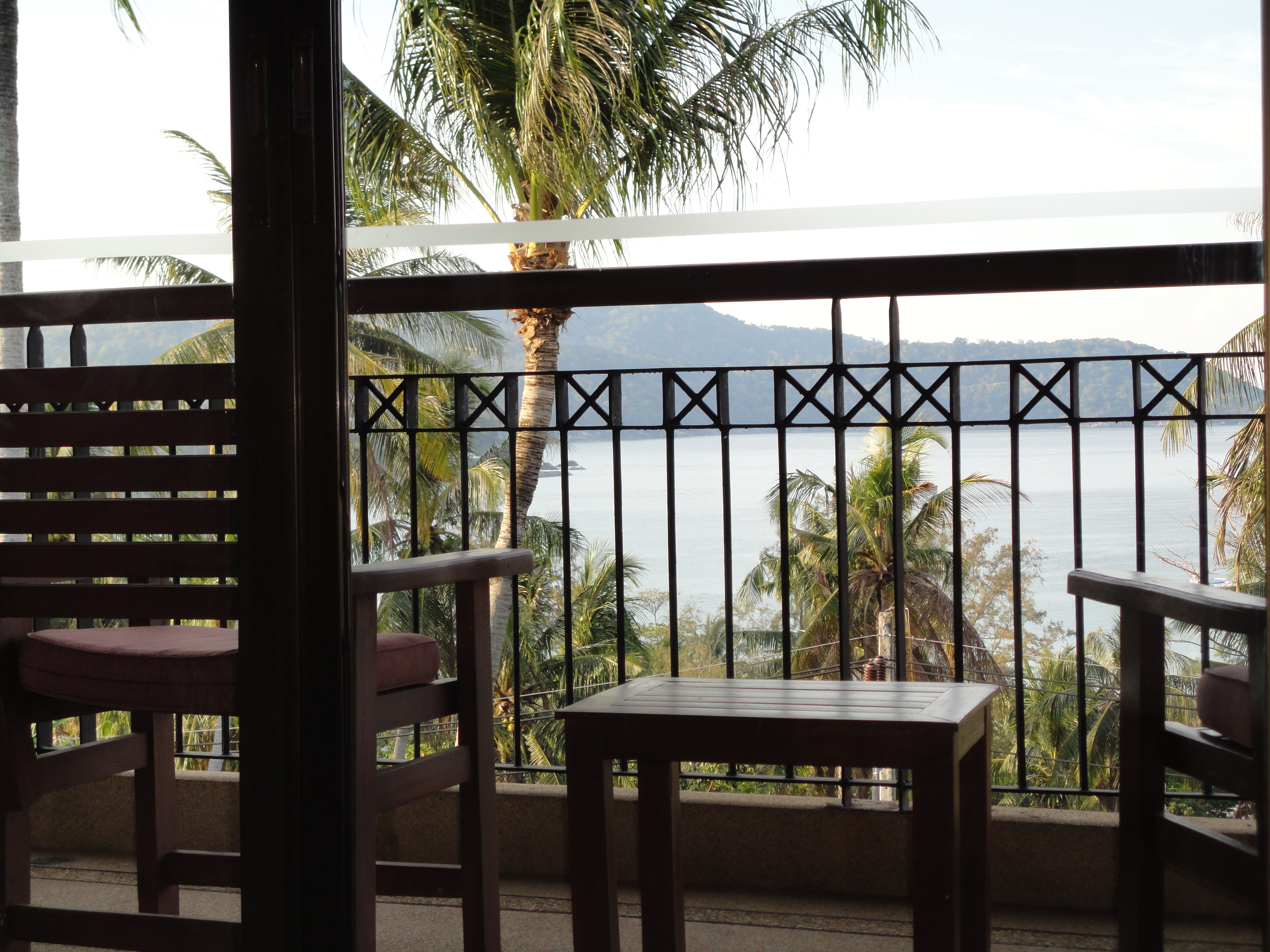 View from Peach Hill Resort